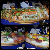 Photo taken at Sushi House by Danny T. on 1/31/2013
