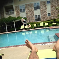 Photo taken at Somerset at Deerfield Office Pool by Rahul U. on 6/21/2014