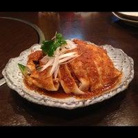 Photo taken at 長安ぴかいち 私房菜 by c50cub96 on 2/16/2013