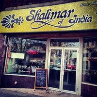 Photo taken at Shalimar of India by Benjamin G. on 11/30/2012