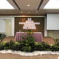 Photo taken at Comsaed River Kwai Resort by วารินทร์ ส. on 7/4/2017