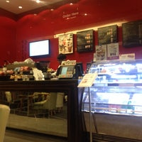 Photo taken at Caffe Pascucci 제니스 스퀘어 by Natali😜 B. on 6/5/2014