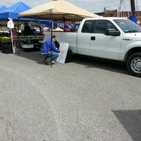 Photo taken at Annapolis Farmers Market by A K. on 5/5/2013