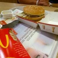 Photo taken at McDonald's by Alina M. on 10/2/2013