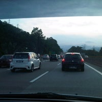 Photo taken at Highway Bentong by Fahme L. on 3/31/2013