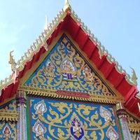 Photo taken at Wat Tan Paaklad by Manoj B. on 12/10/2012