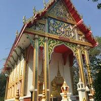 Photo taken at Wat Tan Paaklad by Manoj B. on 4/2/2016