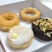 Photo taken at Mister Donut by Manoj B. on 12/20/2012