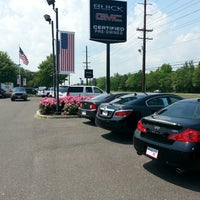 Photo taken at Barlow Buick GMC by Gary C. on 6/17/2014