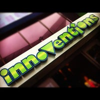 Photo taken at Innoventions by Michael G. on 11/6/2012