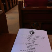Photo taken at The Waikato Cathedral Church of St. Peter by Kahu M. on 11/24/2012