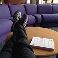 Photo taken at Strathclyde Business School by Joseph E. on 3/2/2014
