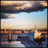 Das Foto wurde bei Москва City von Cubana S. am 7/16/2013 aufgenommen