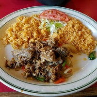 Photo taken at El Paraiso Mexican Grill by Will K. on 2/12/2017