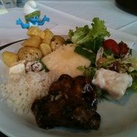 Photo taken at Restaurante Tartine by Abner T. on 3/3/2013