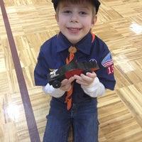 Photo taken at College Wood Elementary School by schalliol on 2/8/2014