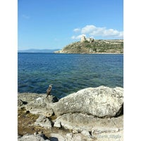 Photo taken at Le Terrazze di Calamosca by Zilaghe A. on 9/12/2013