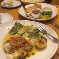 Photo taken at Olive Garden by Unique D. on 10/9/2016