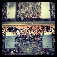 Photo taken at Downtown Garland Station (DART Rail) by Michael K. on 2/17/2013