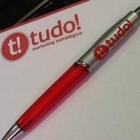 Photo taken at Tudo Marketing by Flavio G. on 6/18/2013