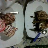 Photo taken at Nuansa Ice Cream by D e v i N. on 10/28/2012