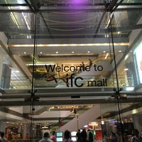 Photo taken at IFC Mall by Hugh W. on 5/15/2013