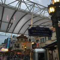Photo taken at Hollywood Boulevard by Hugh W. on 1/17/2016