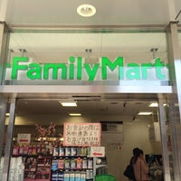 Photo taken at FamilyMart by Hugh W. on 3/21/2014