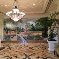 Photo taken at Hong Kong Disneyland Hotel by Hugh W. on 5/19/2013
