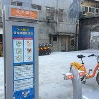 Foto diambil di Youbike 河堤國小 Heti Elementary School oleh Hugh W. pada 10/2/2014