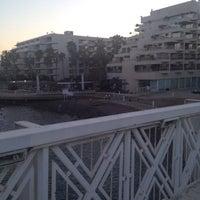 Photo taken at Le Méridien Eilat by Евгения М. on 3/14/2015
