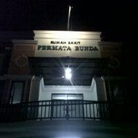 Photo taken at Gramapuri tamansari cibitung by Ibut W. on 10/29/2012