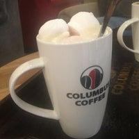 Photo taken at Columbus Coffee by Karolina S. on 4/14/2013