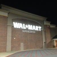 Photo taken at Walmart Supercenter by J. B. on 1/21/2013