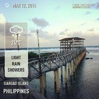 Photo taken at Siargao Island by Mark Raymund R. on 3/12/2014