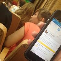 Photo taken at Гимназия №116 by Sergey S. on 6/21/2013