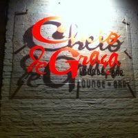Photo taken at Cheio de Graça Lounge Bar by Luiz Paulo B. on 1/19/2013