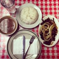 Photo taken at Margot Restaurant by Zach L. on 5/25/2014