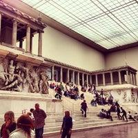 4/20/2013 tarihinde Zach L.ziyaretçi tarafından Bergama Müzesi'de çekilen fotoğraf
