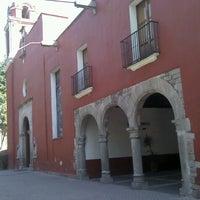 Photo taken at Parroquia de Santo Domingo de Guzmán by Ciky C. on 11/29/2012