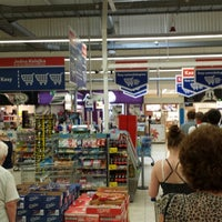 Photo taken at Tesco by Lukasz Z. on 5/21/2013