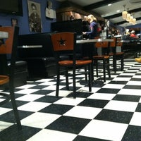 Photo taken at Victoria's Diner by Pedro J. on 12/22/2012