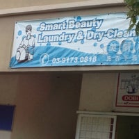 Photo taken at Smart - Beauty Laundry & Dry Cleaning by Hazirah K. on 11/24/2012