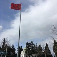 Photo taken at Abdülvahap Sancaktari Türbesi by Havva Gül K. on 1/25/2018