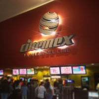 Photo taken at Cinemex by Oscar L. on 7/5/2013