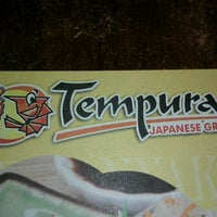 Photo taken at Tempura Japanese Grill by Rafoyx Y. on 10/7/2012