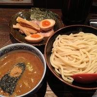 Photo taken at 三田製麺所 なんば店 by loungep on 1/10/2013