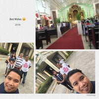 Photo taken at San Guillermo Parish Church by lechar09 on 3/4/2016
