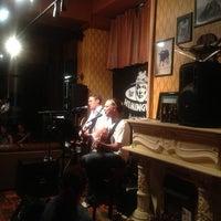 Photo taken at Hemingway's Bar & Cafe by Anton S. on 7/27/2013