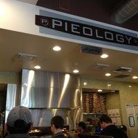 Photo taken at Pieology Pizzeria by Sara B. on 2/14/2013